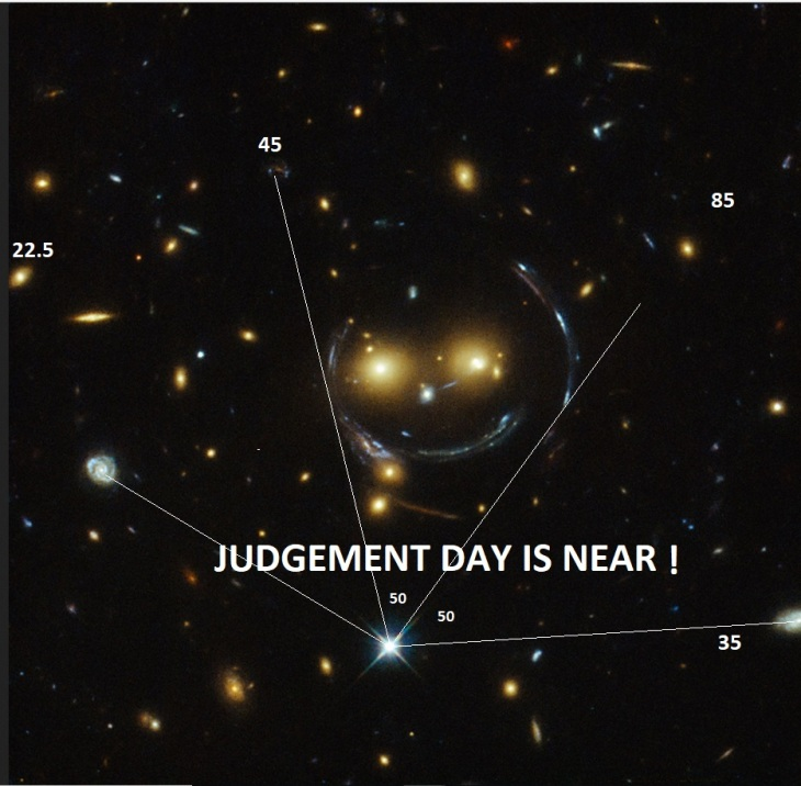 galaxy cluster smiley face 1