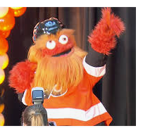 Gritty lovable mascot of the End of days