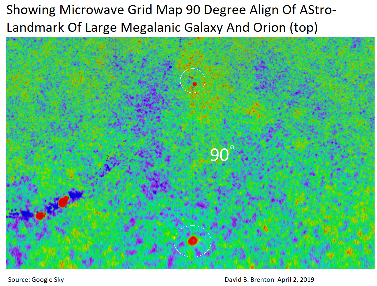Microwave Map Orion And Landmark for page