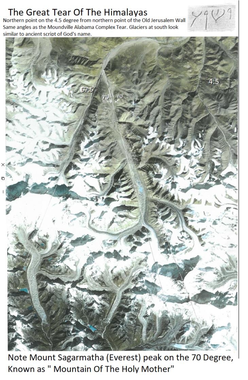 Detail Mount Sagamatha png