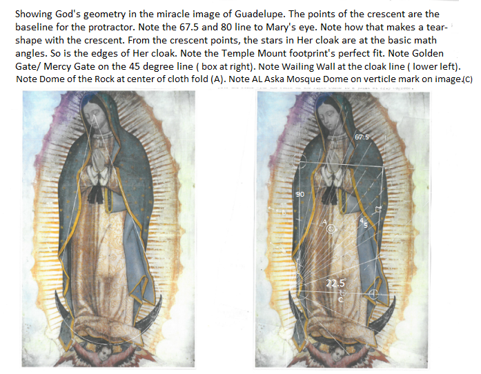 Holy Mary Guadelupe w temple png