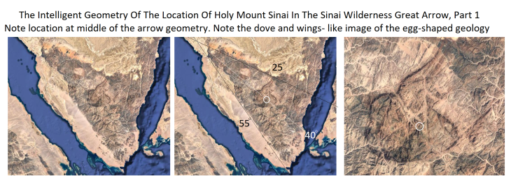 Holy Mount Sinai Geometry 1 png