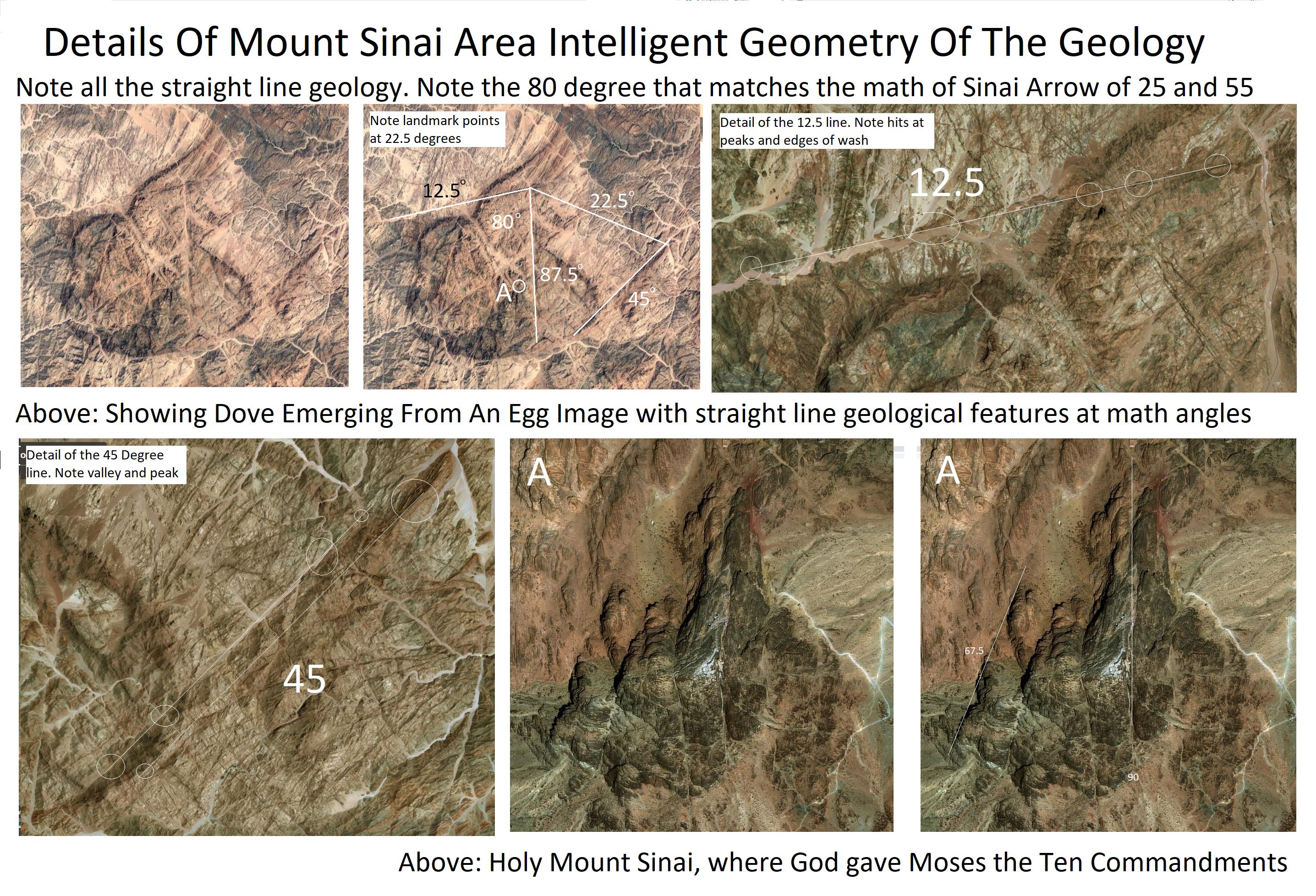 Holy Mount Sinai Geometry png