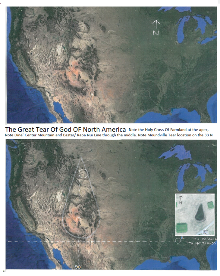 Tear of North America png