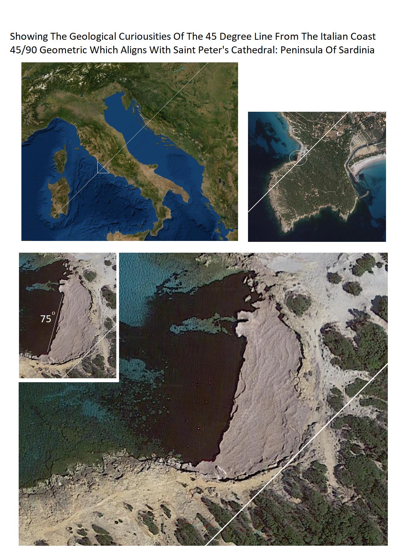 Italian Coast 45 line Sardinia png