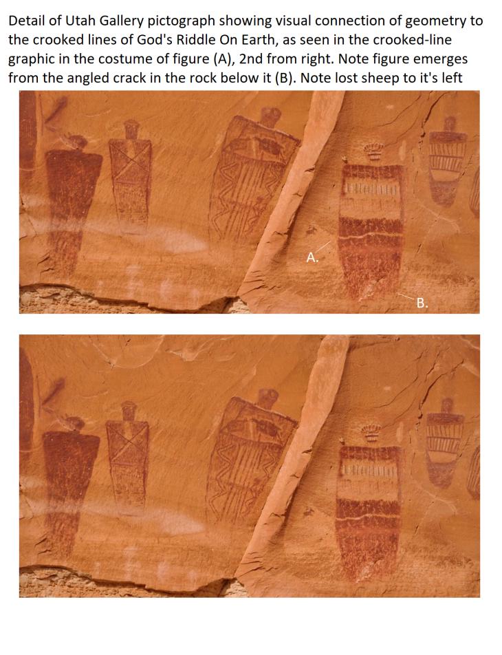 Utah pictograph 3