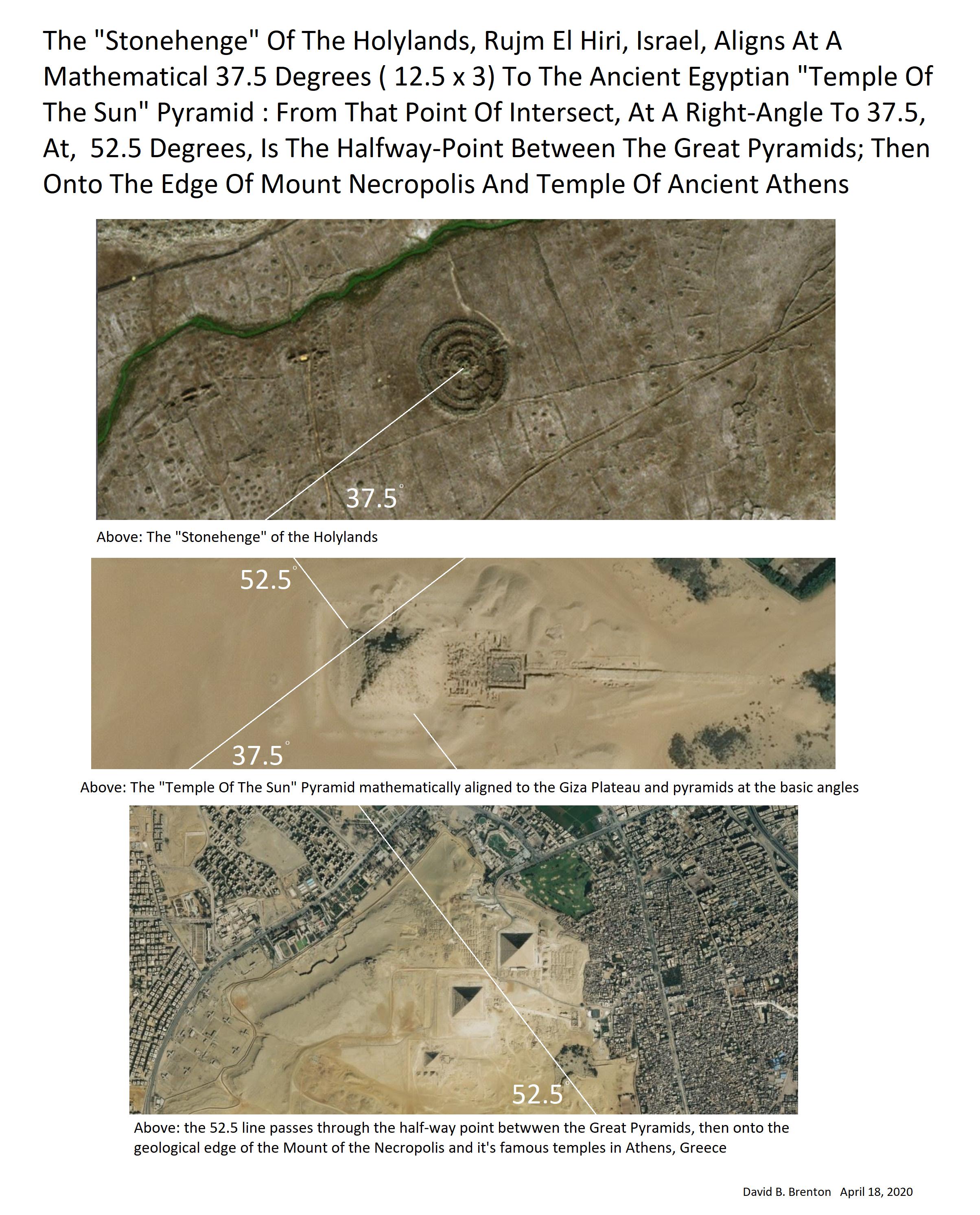 Holylands stonehenge to Egypt 2